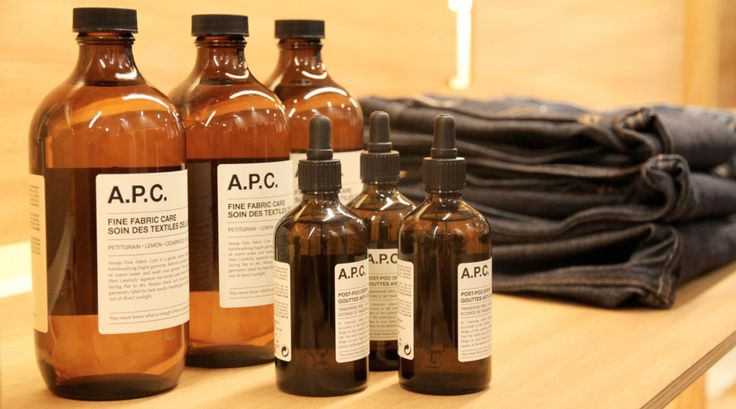A.P.C.'s daring collaborations and a refusal to fit within conventional fashion norms define a unique, deceptively simple brand footprint. #CollaborationGeneration: brand innovation for #reach #influence #sales