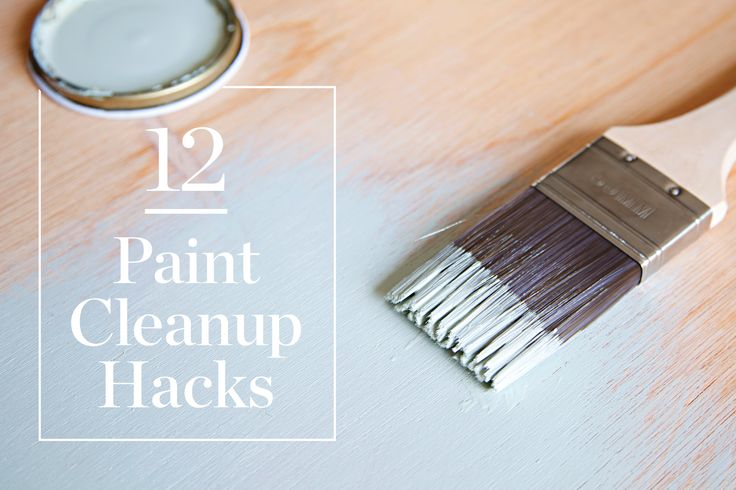 Not a Drop: A Dozen Tips and Hacks that Make Painting Cleanup Easy