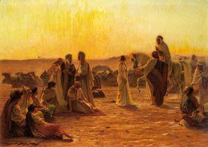 The Slave Market I  Otto Pilny