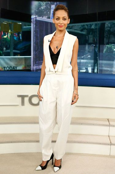 The Best Celebrity Jumpsuits for Summer: Nicole Richie