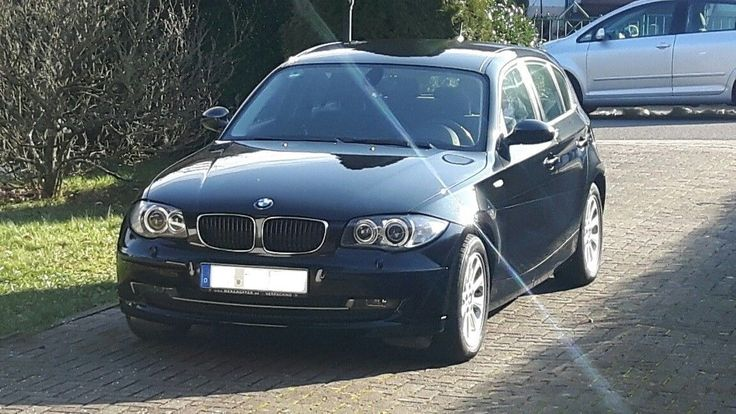 BMW 120D Automatik, Xenon, 5-trg., 8-fach bereift, scheckheftgepflegt