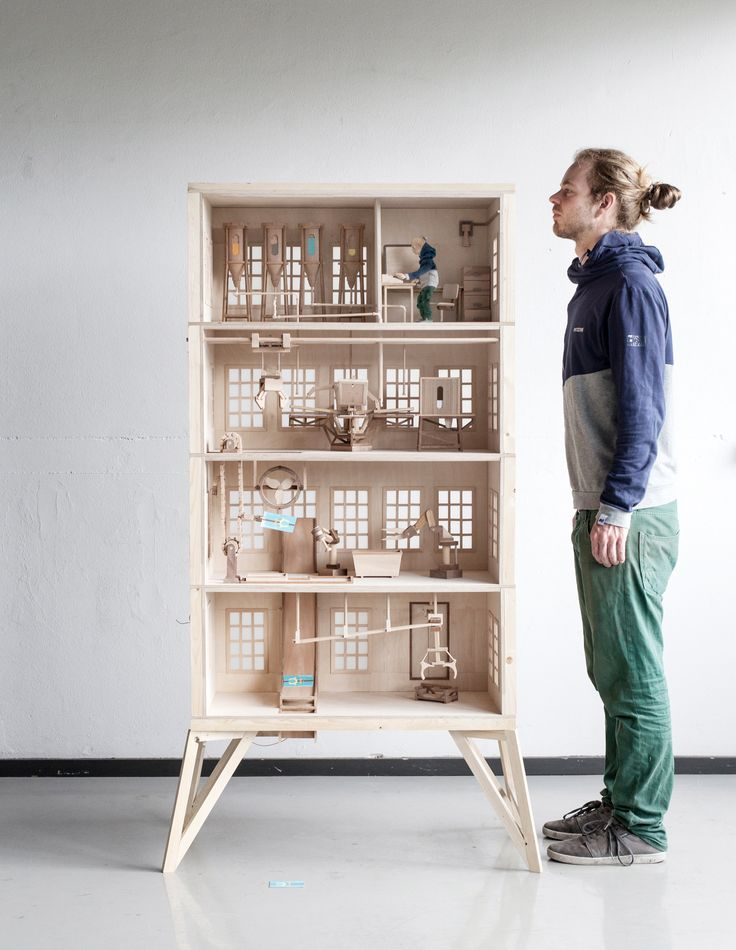 Remy van Zandbergen, Festival Designkwartier Den Haag 2015