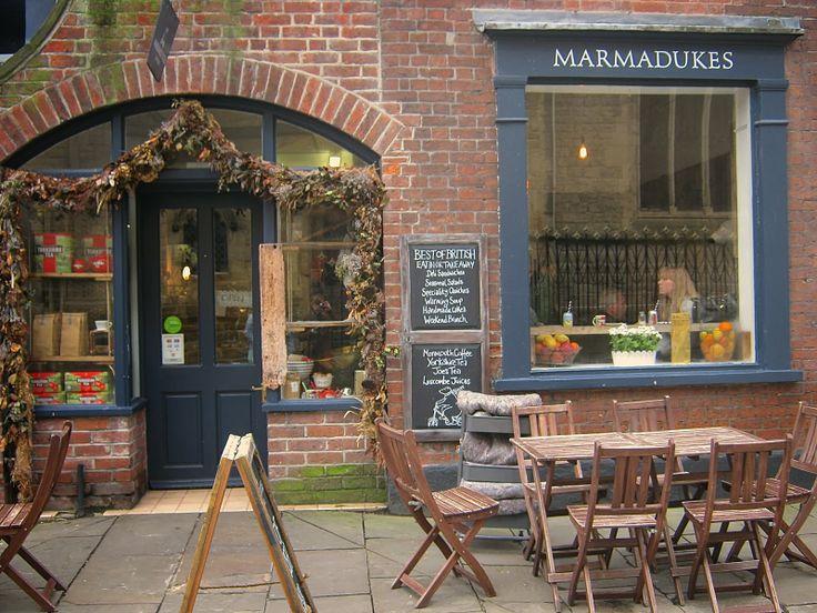 T L B: Marmadukes Cafe Deli, Sheffield