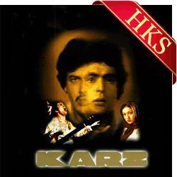 Song Name - Dard-E-Dil Movie - Karz Singer(S) - Mohammed Rafi Music Director - Laxmikant-Pyarelal Year of Release - 1980 Cast - Rishi Kapoor, Tina Munim, Simi Garewal