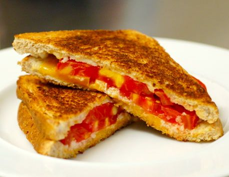 Grilled Cheese N Tomato   | Cafe Bread N Butter | Pune