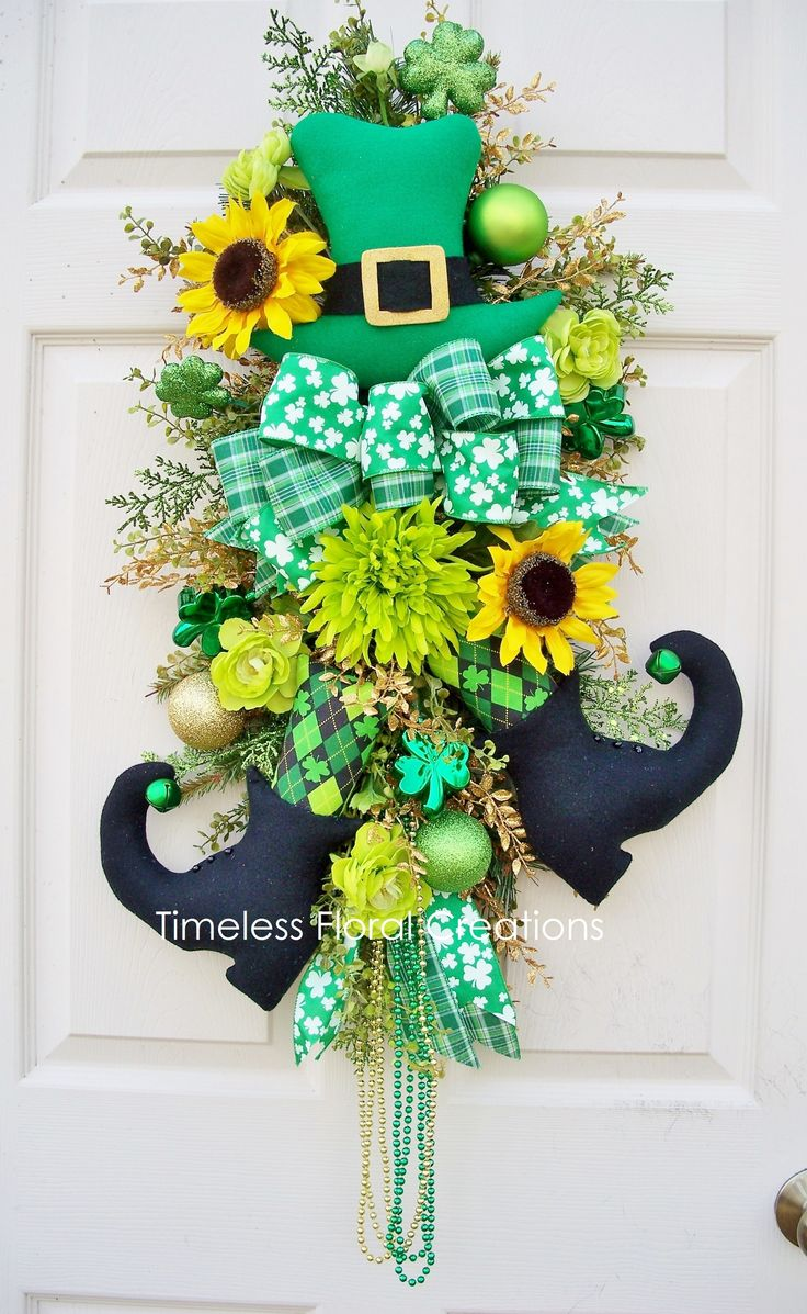 15 best images about st patrick 39 s day decorations on for St patricks day decorations for the home