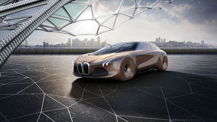 2016 BMW Vision Next 100 Concept   http://www.wsupercars.com/bmw-2016-vision-next-100-concept.php