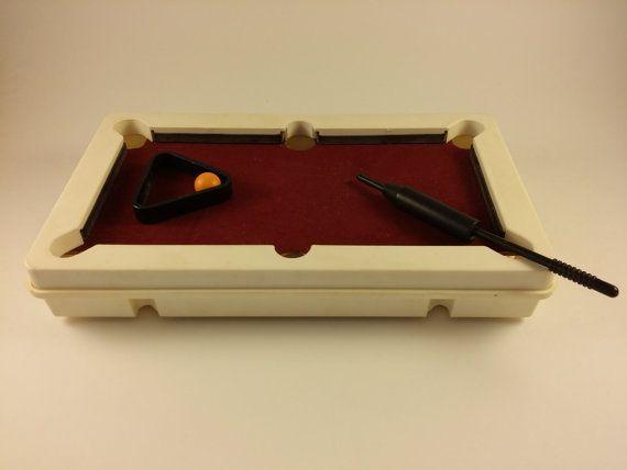 Vintage Toy billiard from USSR era mini от USSRVintageShopUSSR