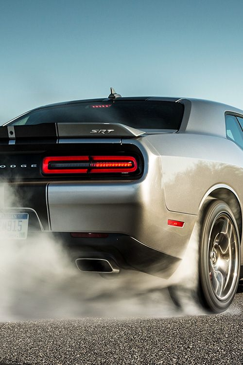 Dodge Challenger (FT) Full Throttle Auto