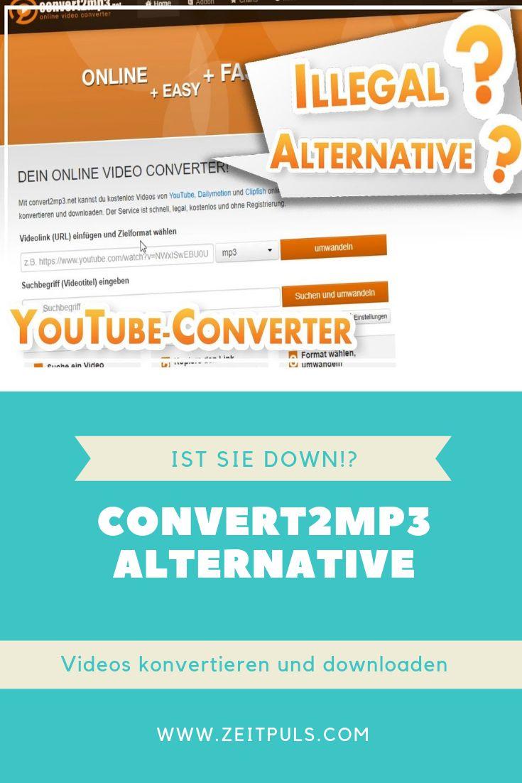 Alternative Zu Convert2mp3.Net