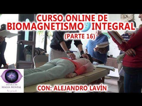 Anatomía y puntos de Biomagnetismo - Alejandro Lavín - YouTube