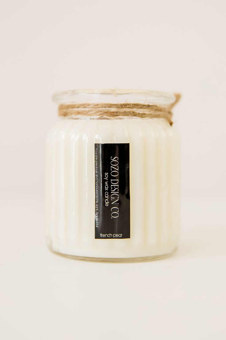 Collection of handmade eco-soy wax candles. Made in NZ.  http://www.sozodesign.co.nz/