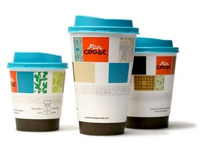 packaging, coffeee, mint