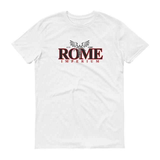Going fast! Get your hands on King of Rome while you can! 🙌 http://strange-fruits-bazaar.myshopify.com/products/rome-imperium-t-shirt-by-strange-fruit?utm_campaign=crowdfire&utm_content=crowdfire&utm_medium=social&utm_source=pinterest