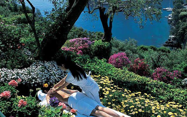 Ahhh...Hotel Splendido, Portofino