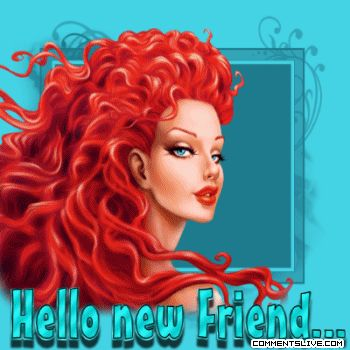 https://s-media-cache-ak0.pinimg.com/736x/c0/f8/26/c0f8266615b886412ef213eb0f3d80a9.jpg Hello New Friend