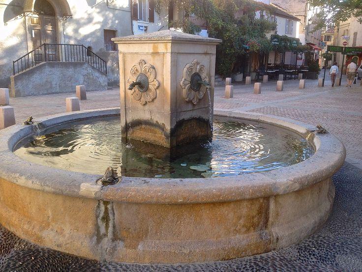 fontaine de Jean St Florent