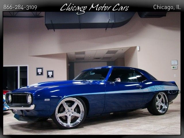 1969 Chevrolet Camaro SS 2dr Coupe by Link @Luvocracy  
