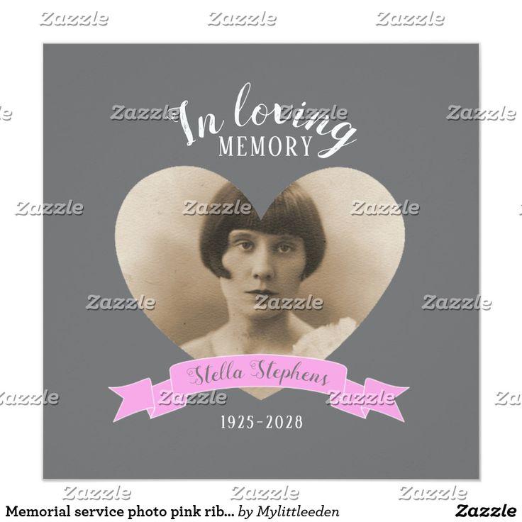 Πάνω από 25 κορυφαίες ιδέες για Funeral invitation στο Pinterest - funeral invitation cards