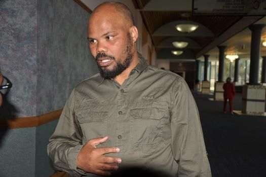 Tlhabane - Forum 4 Service Delivery councillor Napoleon Webster, accused of escaping from lawful custody, briefly appeared in the Bafokeng Magistrate's Court in Tlhabane near Rustenburg on Thursday.
