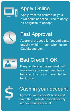 Get shrewd $ 300 Rapid Cash Canada no credit check. You can in like way apply smart $ 300 Rapid Cash Canada no occupation check . http://rapidcashcanada.blogspot.com/2015/12/excellent-payday-loan-tips.html