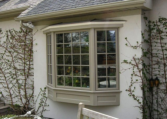 Best 20 bay window exterior ideas on pinterest - Exterior window trim ideas pictures ...