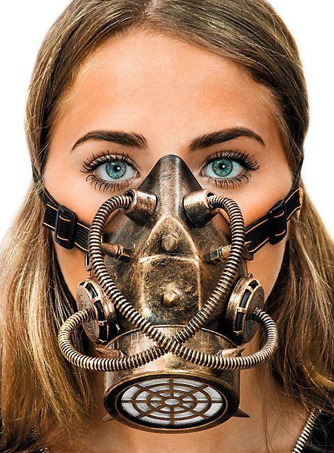 Steampunk Brille bronze ★ online bestellen ★ maskworld.com