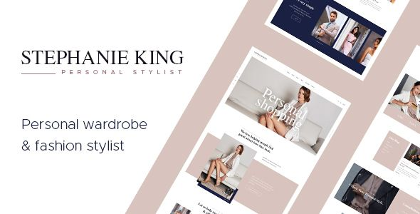 S.King | Personal Stylist and Fashion Blogger (Fashion)  https://themeforest.net/item/sking-personal-stylist-and-fashion-blogger/20308834