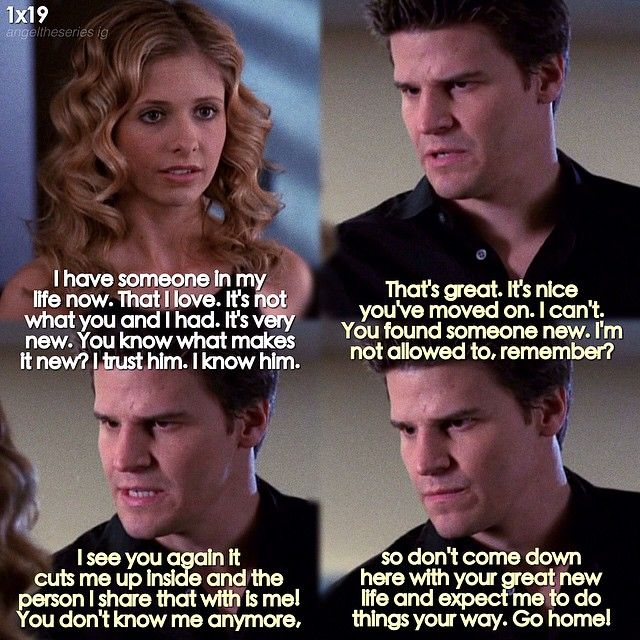 Buffy and Angel  Episode - Sanctuary