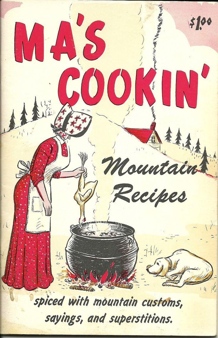old cookbooks | ... box of vintage cookbooks ernestine a reader sent them to me