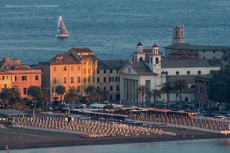 My town.. Sestri Levante