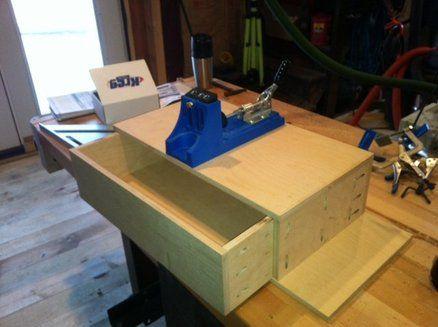 69 best workshop kreg tools images on pinterest woodworking plans kreg jig work center greentooth Choice Image