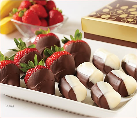 How To Make Edible Arrangements Chocolate Covered Bananas