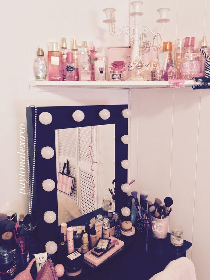 Best 25 Small Makeup Vanities Ideas On Pinterest Makeup
