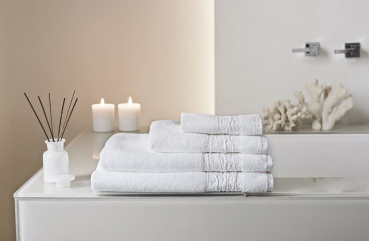 stylish white contemporary bathroom accessories - resin Coral ornaments | Kelly Hoppen | new online shop