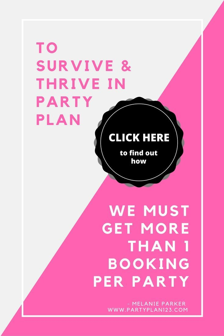 Free Resources For Direct Sales Party Plan Success Event