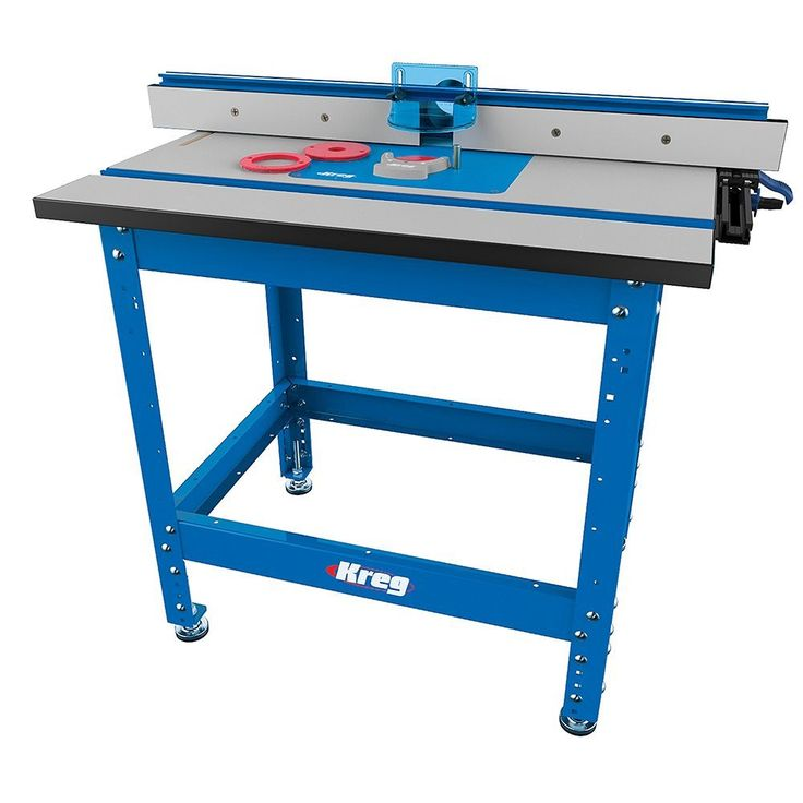 Unmatched Versatility, Incredible Adjustability The new Kreg Precision Router Table System combines unmatched versatility with incredible adjustability and ease of setup to take your woodworking proje