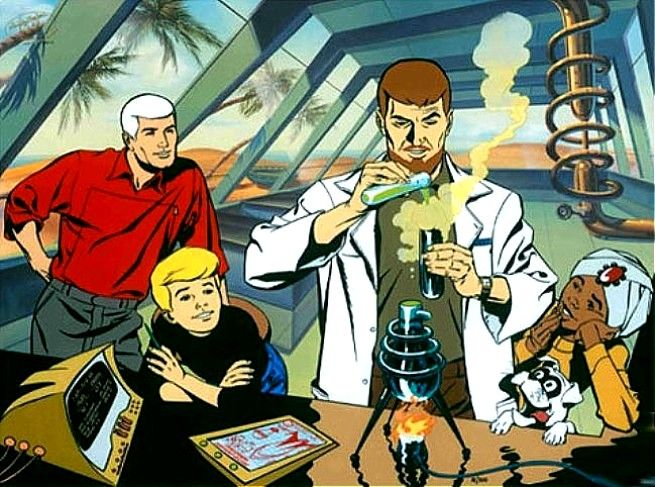 Johnny Quest pictures | GalleryCartoon: Jonny Quest Cartoon Pictures