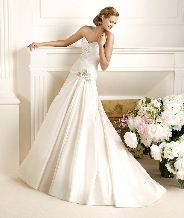 Pronovias 2013 Bridal Dress DOROTHY: Weddingdress, Wedding Dressses, Pronovia Dorothy, Bridal Dresses, Bridesmaid Dresses, Wedding Dresses, Dresses 2013, Bridal Gowns, Pronovia 2013
