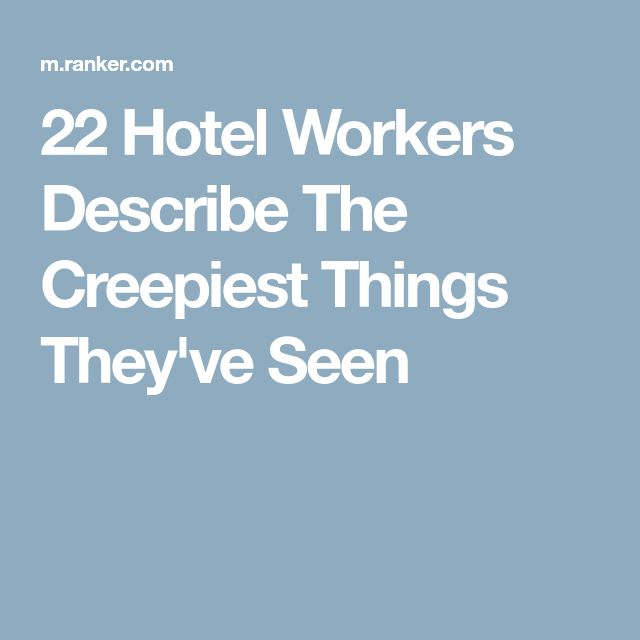 Best 25+ Hotel housekeeping jobs ideas on Pinterest Hotel - housekeepers resume