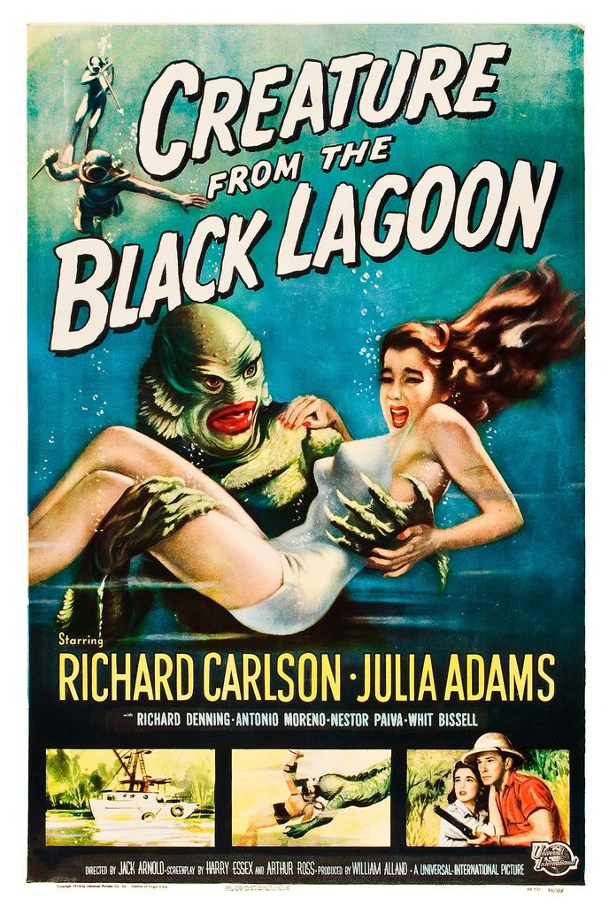 Black Lagoon Book Cover ~ Best creature from the black lagoon images on pinterest