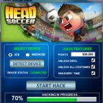 Download free online Game Hack Cheats Tool Facebook Or Mobile Games key or generator for programs all for free download just get on the Mirror links,Head Soccer Hack Cheat Download INFO GAME: A soccer game with easy controls that everyone can learn in 1 second.Beat the opponent with fancy lethal shots...