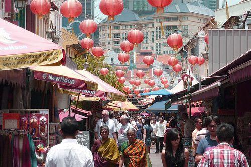 Singapore Market