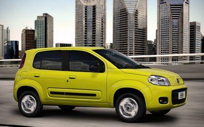 2011 #Fiat Uno