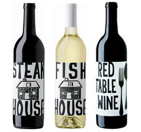 Rockin' Wines from Washington Wine Labels That Work | Wine Labels ...
