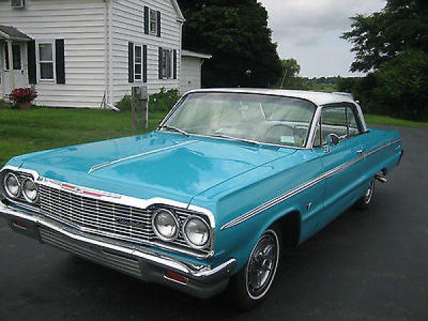 82 best images about 1964 Chevrolet Impala on Pinterest ...