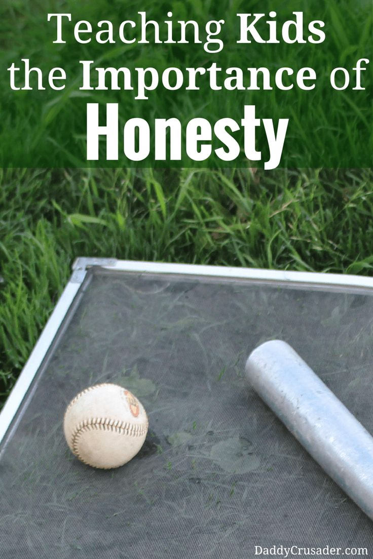 Honesty is such an important trait.  So how do we teach it to our kids?  Let's talk about teaching kids the importance of honesty.