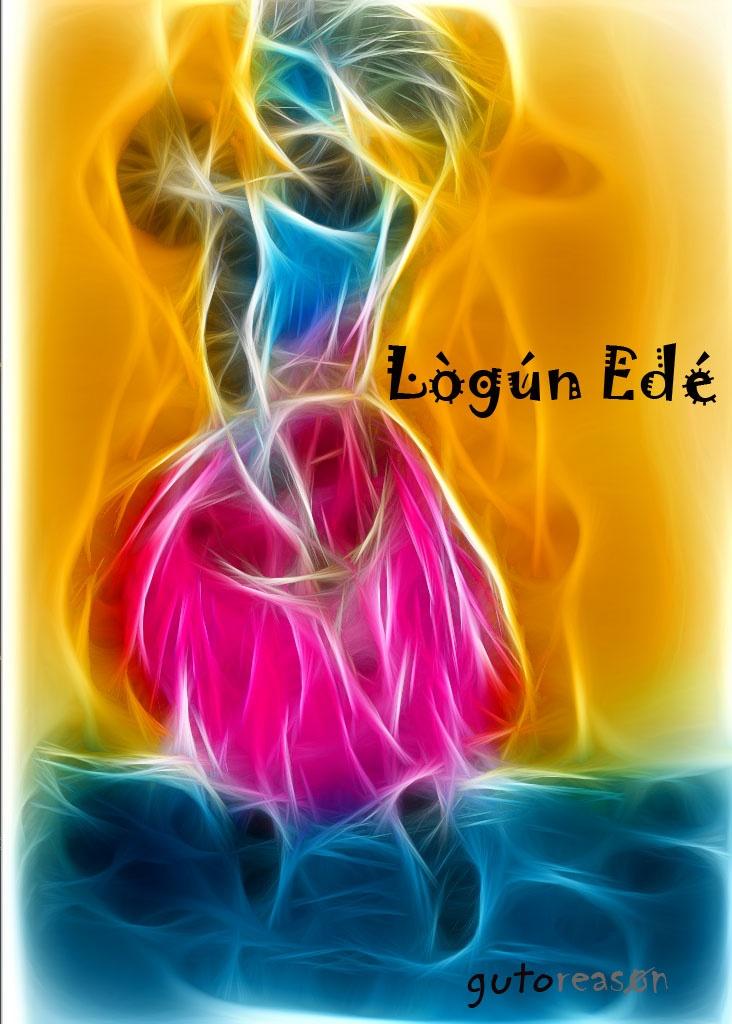 Logun Edé - O (Menino-Velho-Velho-Menino),  no Teatro do Encantamento da Ancestralidade Africana em Fortaleza A Cidade Tan-Tan.