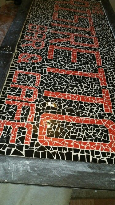 Grouted project