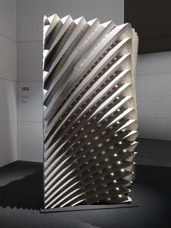 Digital Lithic Design @Marmomacc | Lisca by Lithos Design